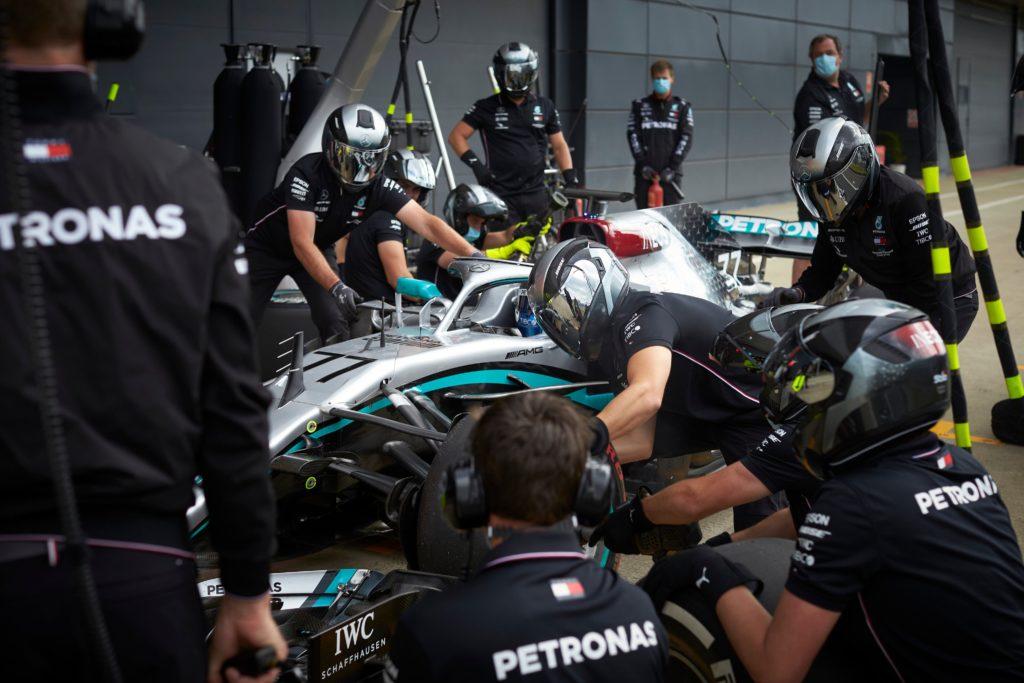 """Wolff avvalora la 'tesi' di Bottas: """"Vettel non è la nostra priorità"""""""