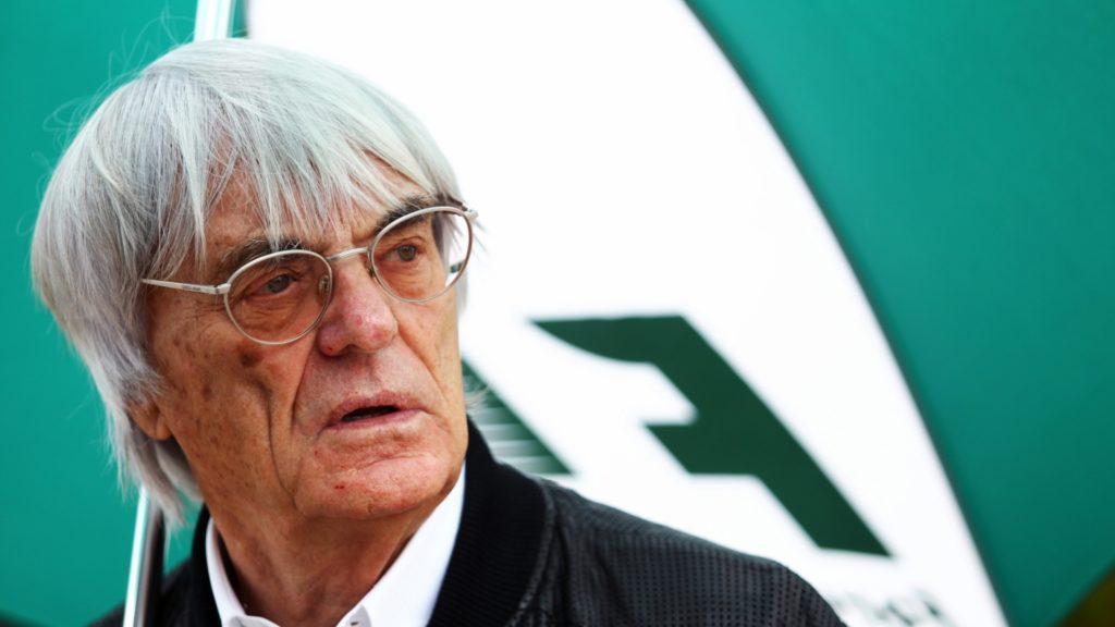 Bernie Ecclestone, ex direttore esecutivo della Formula One Management