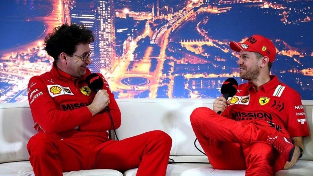 Sebastian Vettel: se l'anno sabbatico fosse la miglior soluzione?