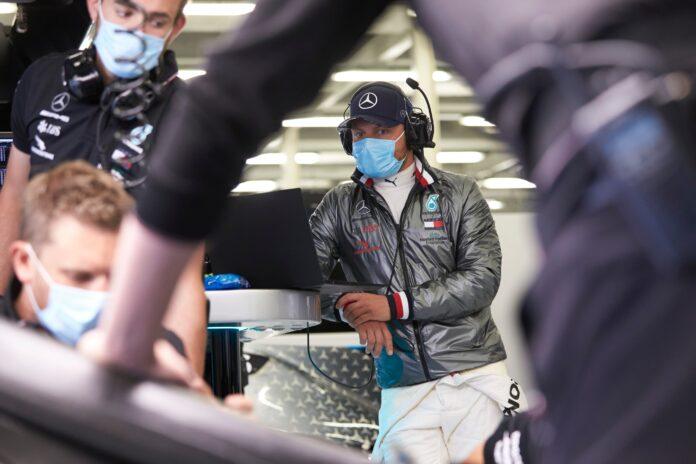 Bottas se la ride: Vettel non mi preoccupa...