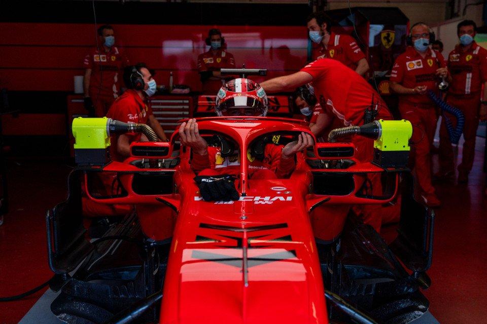 Ferrari: una gioia per Vettel e Leclerc guidare al Mugello