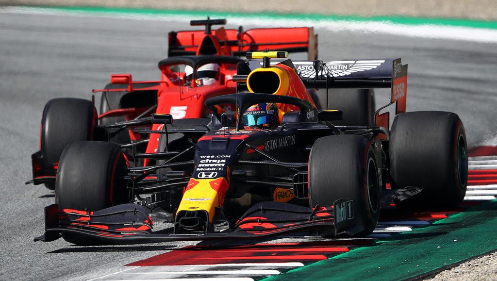 Gp di Stiria: Red Bull pronta a dare battaglia...