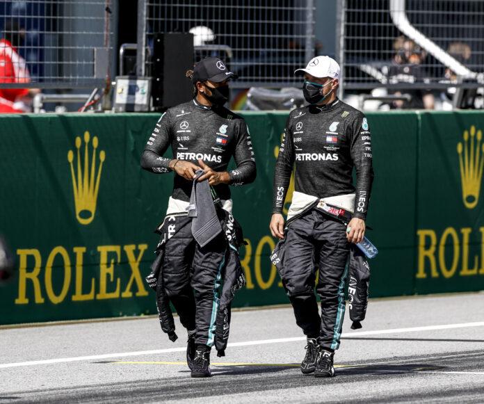 Gp Ungheria 2020 - Mercedes: Hamilton vuole l'asciutto, Bottas un miglior setup