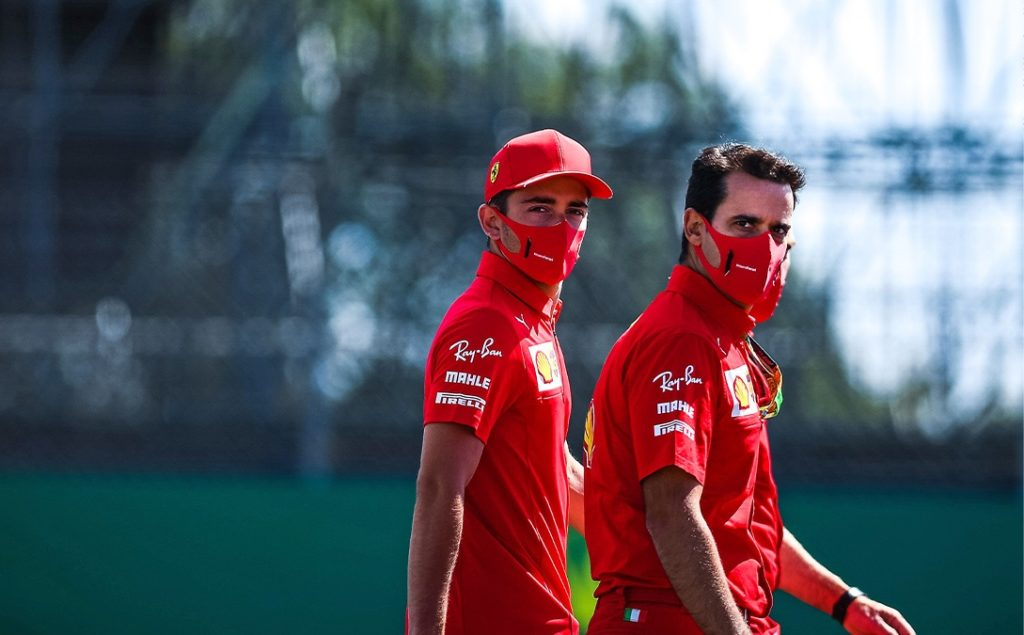 L'onestà di Leclerc: periodo difficile...