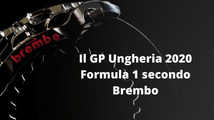 GP Ungheria 2020