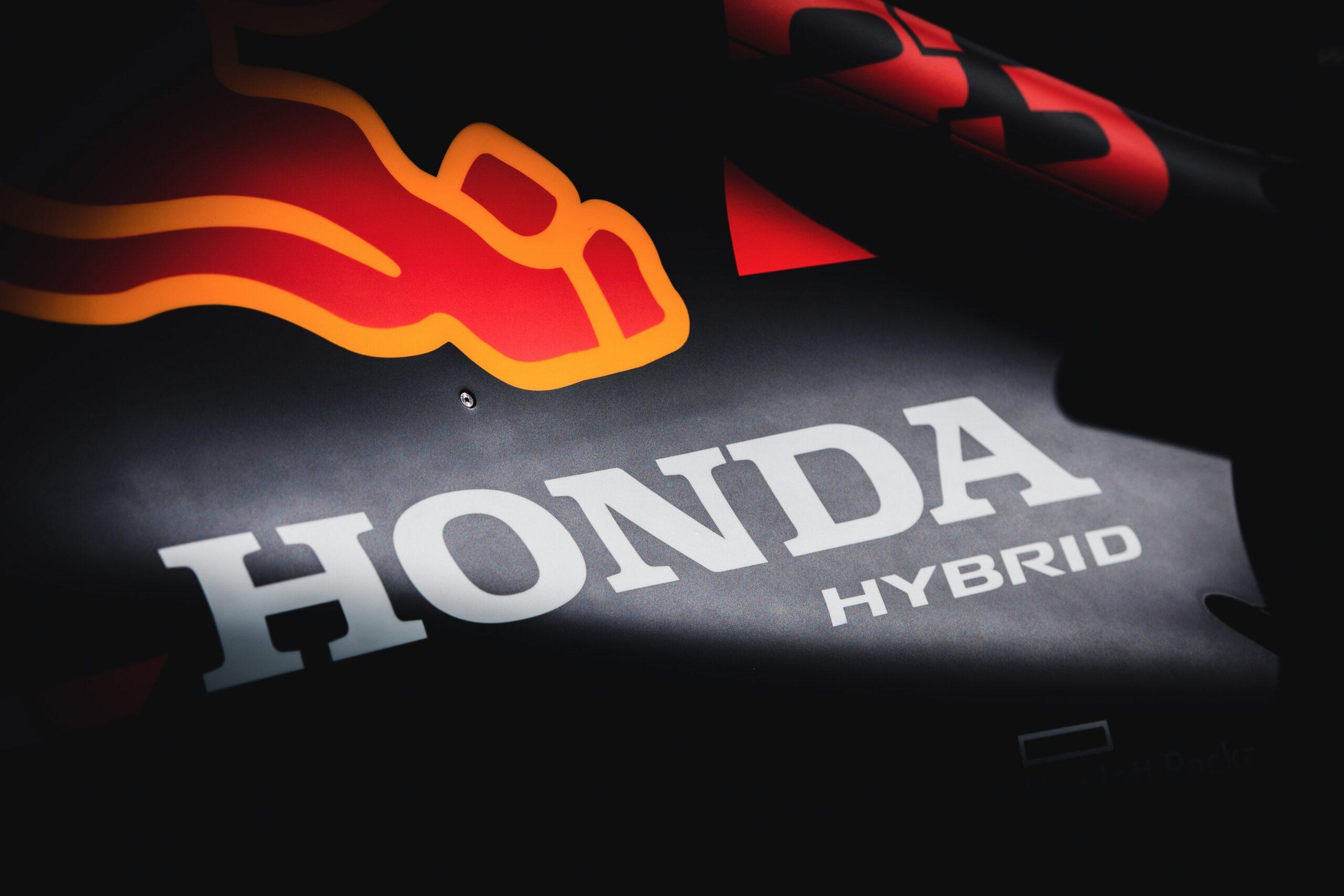 HondaAnalisi Red Bull