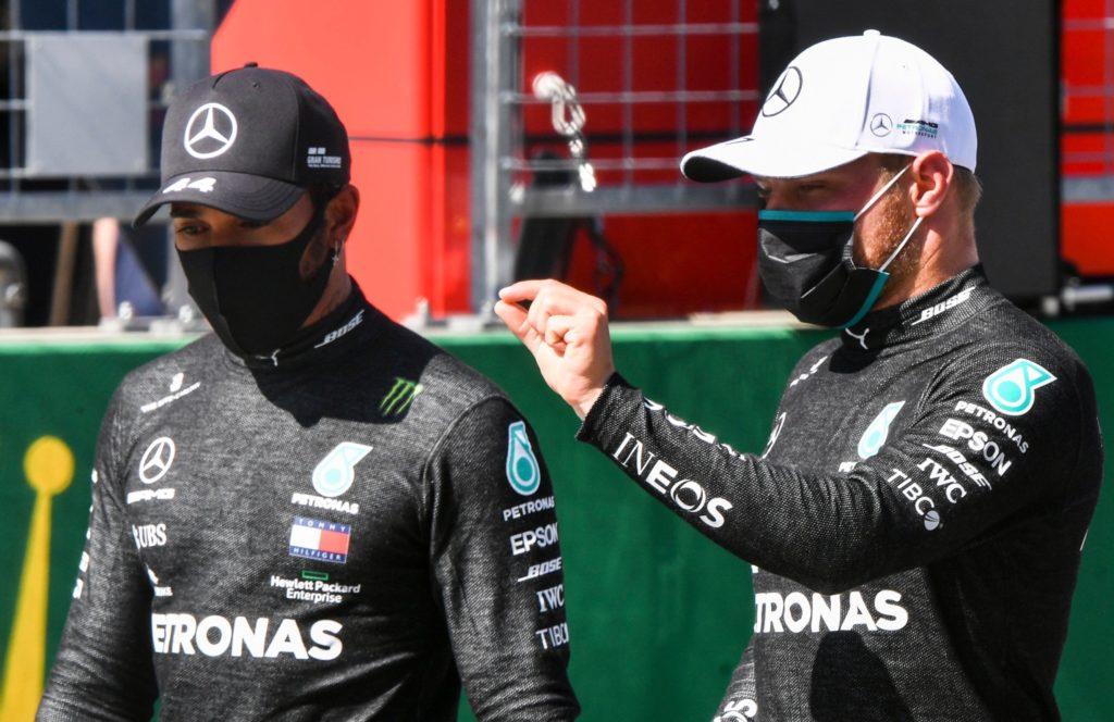 Un GP d'Austria in chiaroscuro per la Mercedes