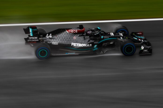 p Ungheria 2020 - Mercedes: Hamilton domina, Bottas parte a singhiozzo