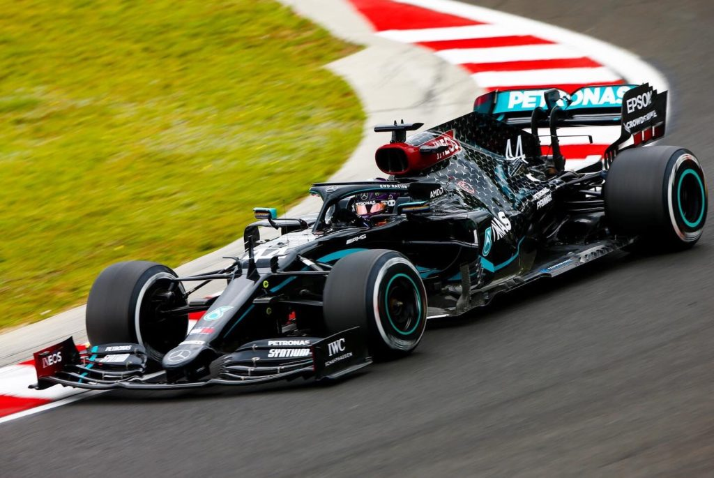 Hamilton e Mercedes: simbiosi perfetta