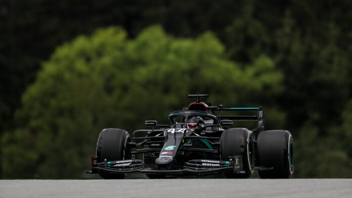Gp Austria 2020 - in Mercedes sono ottimisti dopo le prime libere