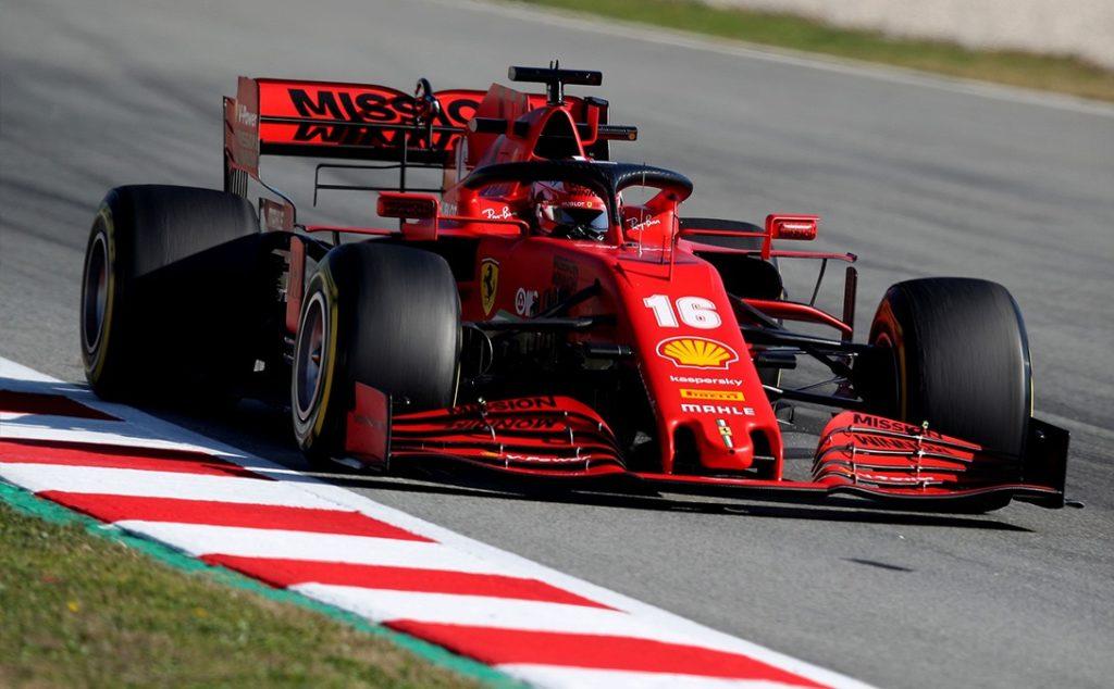 GP Gran Bretagna 2020-Leclerc: portare avanti lo sviluppo