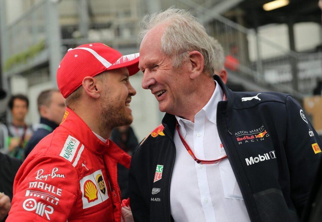 Marko-Vettel: insicurezze nate nel 2018, commessi troppi errori...
