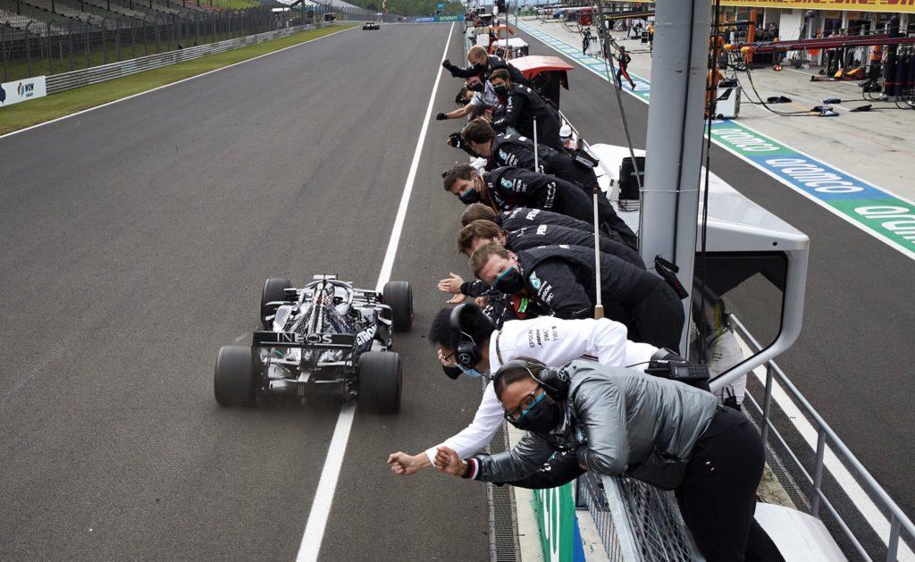 La FIA non limiterà lo strapotere Mercedes come avvenne in passato...