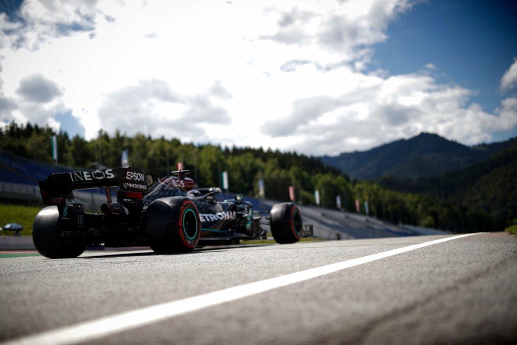 Gp di Stiria: Mercedes non tollererà un risultato diverso dalla doppietta