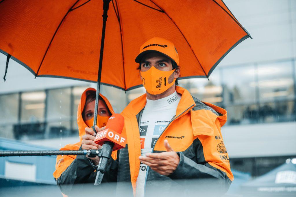"""Carlos Sainz: """"La sfida Ferrari mi motiva"""""""