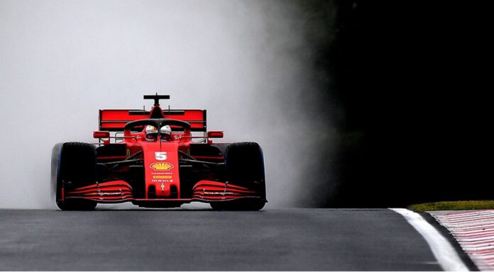 Ferrari, così non va!