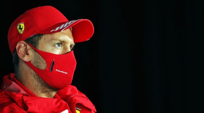 Vettel e la separazione anticipata