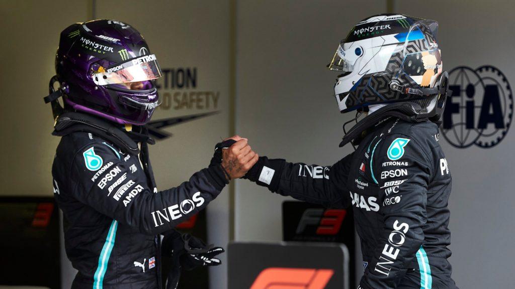 Bottas pronto a sfidare Hamilton al Silverstone Circuit