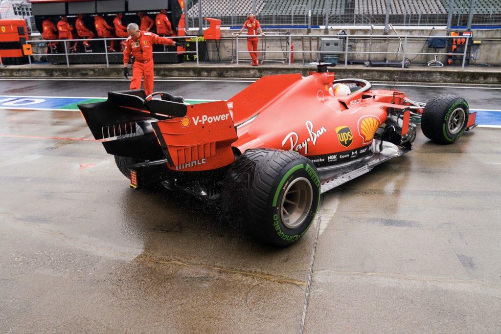 La Ferrari supporta la visione di Binotto: nessuna testa verrà tagliata