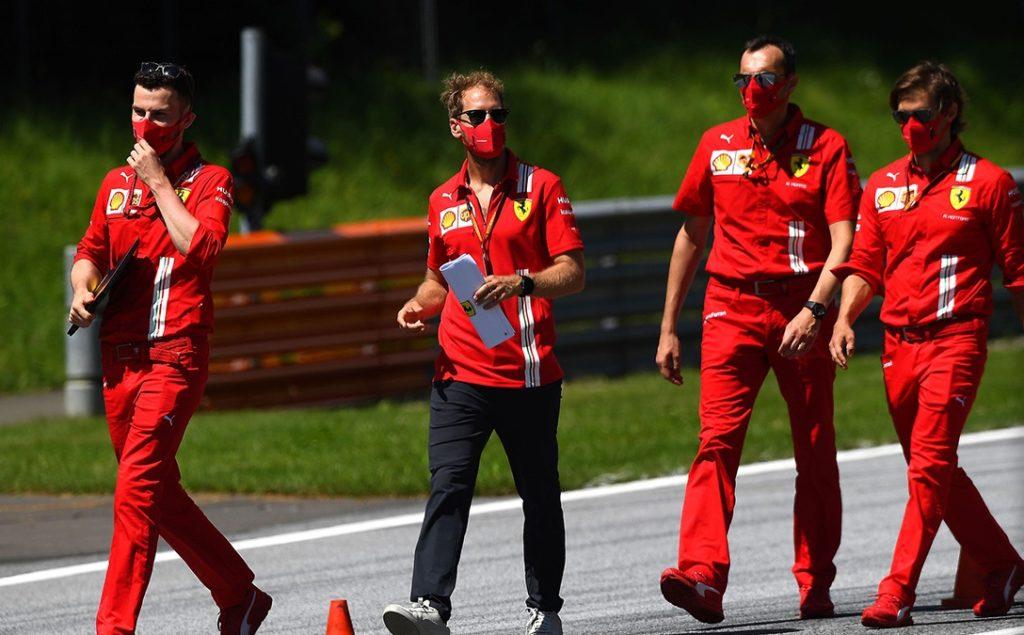 "Kallenius ""scarta"" Vettel: impossibile con un Bottas così!"
