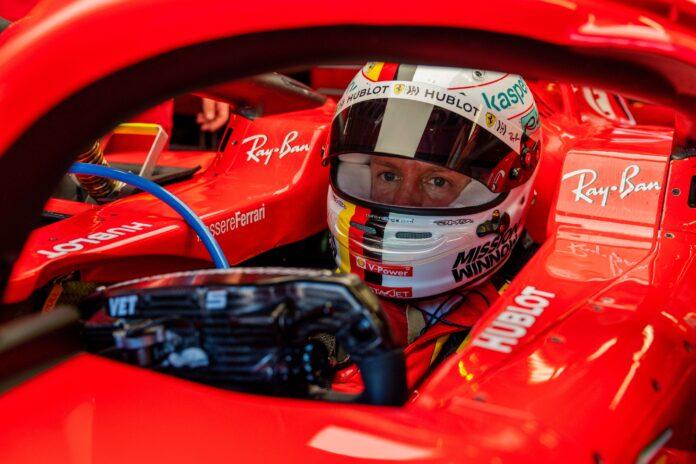 Vettel e la sfida inedita