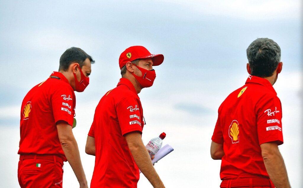 Vettel-Red Bull: c'è ancora la forza di sfidare uno come Max?