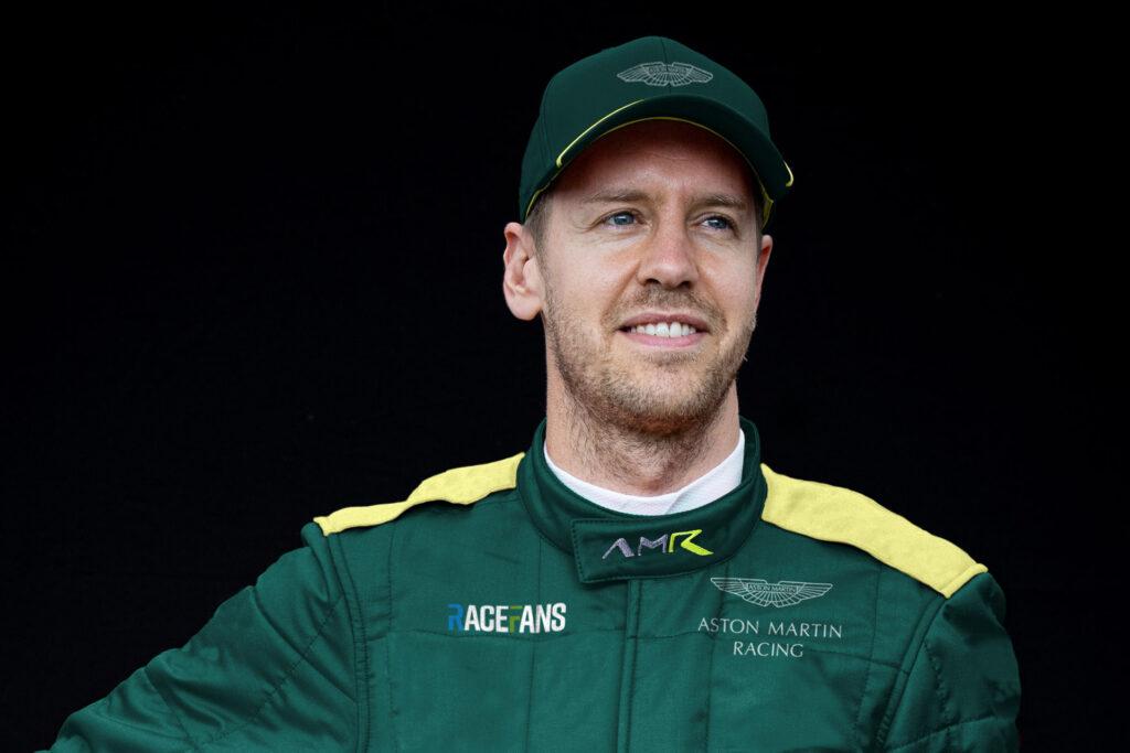 Vettel, ipotesi realistica Aston Martin nel 2021