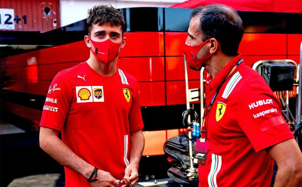 Ferrari: si guarda alla gara in attesa del Mugello per risultati migliori...