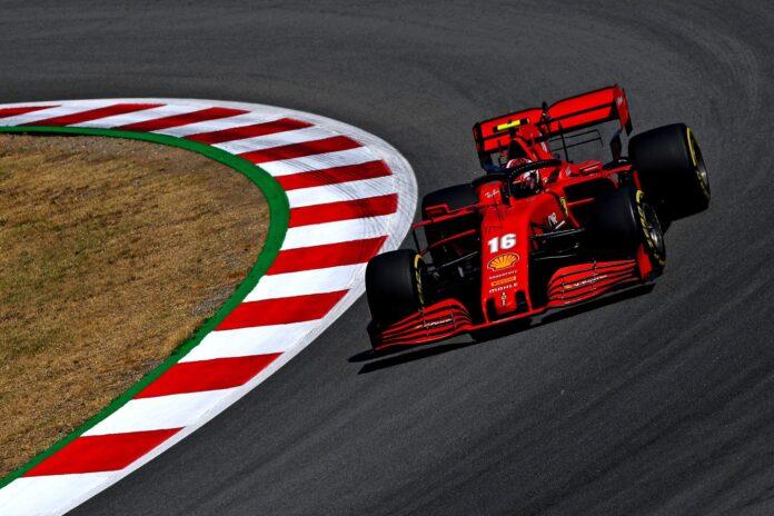 Gp Spagna 2020-FP3: Leclerc in lotta per la seconda fila, Seb resta dietro...