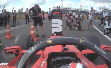 Analisi on board Leclerc