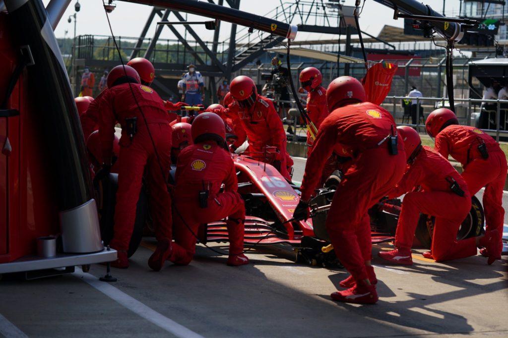 """Binotto: """"Vettel ha compromesso la sua gara in partenza"""""""