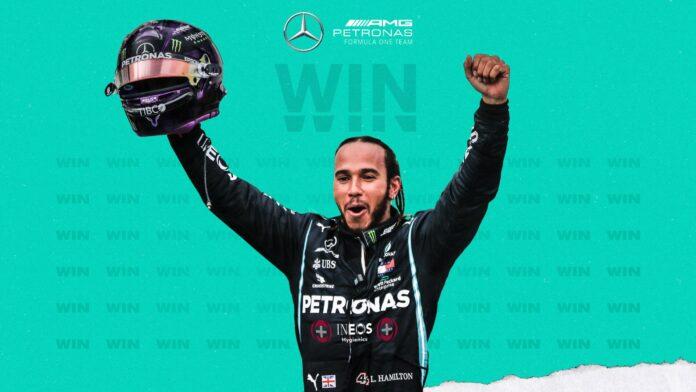 Vittoria thrilling per Hamilton: