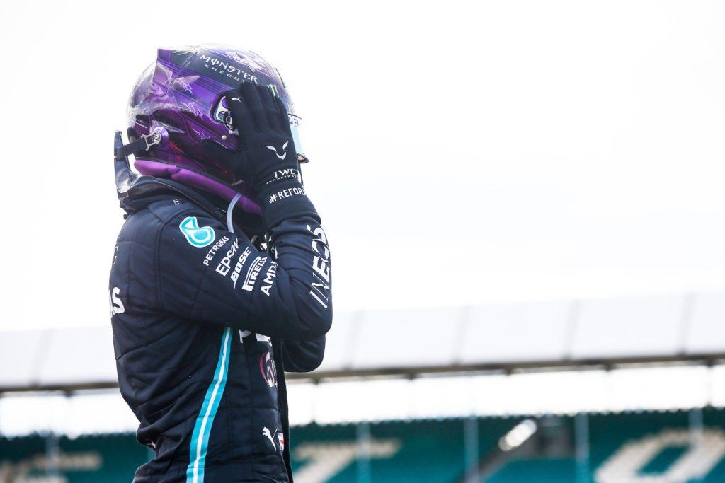 """Vittoria thrilling per Hamilton: """"All'ultimo giro mi si è fermato il cuore"""""""