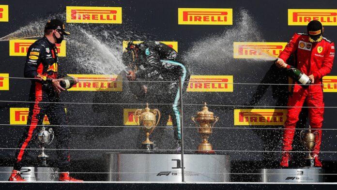 Brawn: incredibile l'ultimo giro di Hamilton, Leclerc continua a stupire...