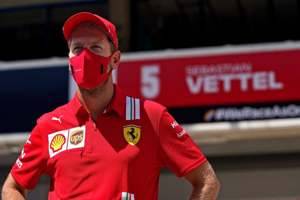 Ferrari: approcci diversi tra Vettel e Leclerc in vista di qualifiche e gara...