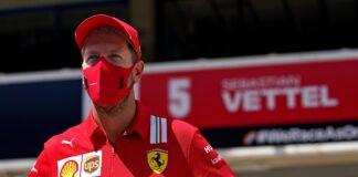 Ferrari: La centralina frena Leclerc, il rischio paga con Vettel...