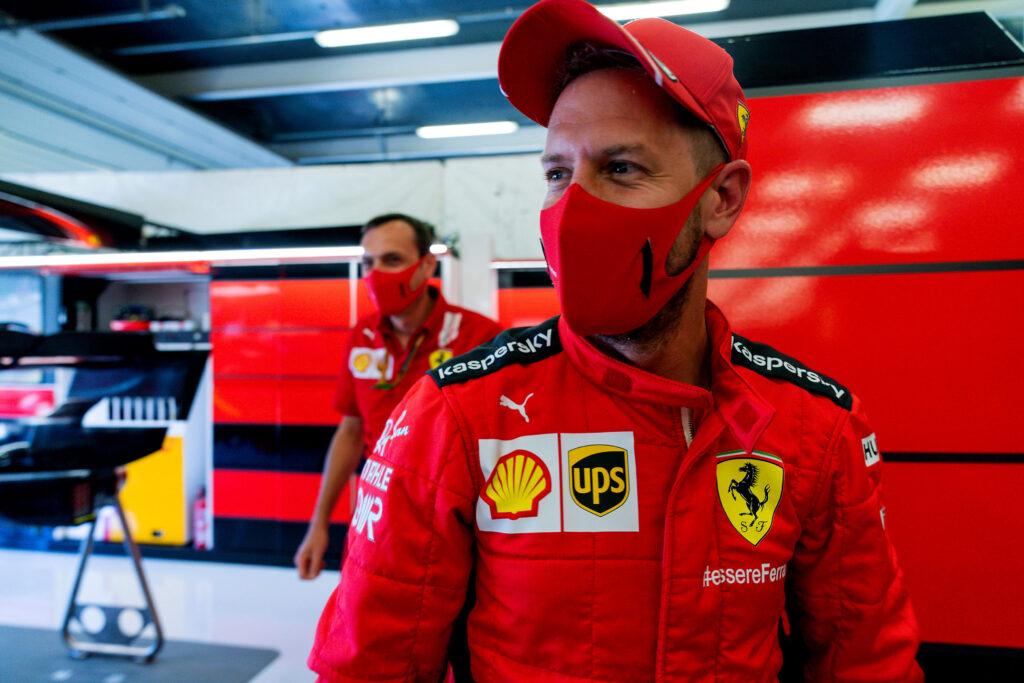 """Binotto: """"Leclerc sfortunato, Vettel può migliorare..."""""""