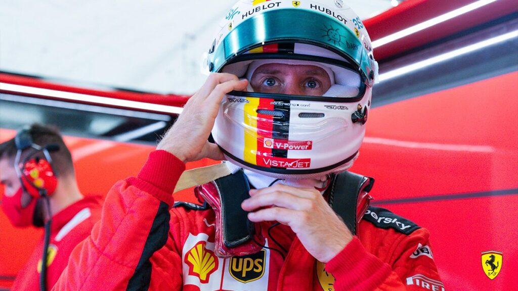 Il declino di Vettel