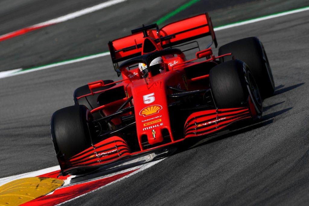 """Vettel non molla: """"Le sensazioni in macchina sono migliorate"""""""