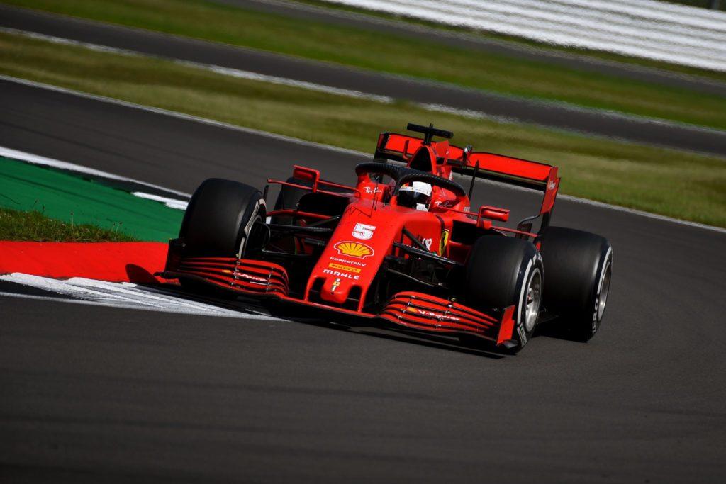 Vettel sul futuro: per sapere dove andrò basta fare due calcoli...