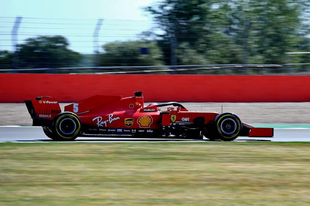 """Vettel contro la strategia: """"Non so proprio cosa pensavamo di fare..."""""""