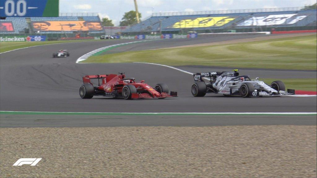 """Vettel amaro : """"La macchina non mi dava alcuna opportunità, tutti erano più veloci"""""""