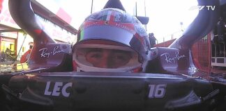 Analisi on board Leclerc-Gp Toscana 2020