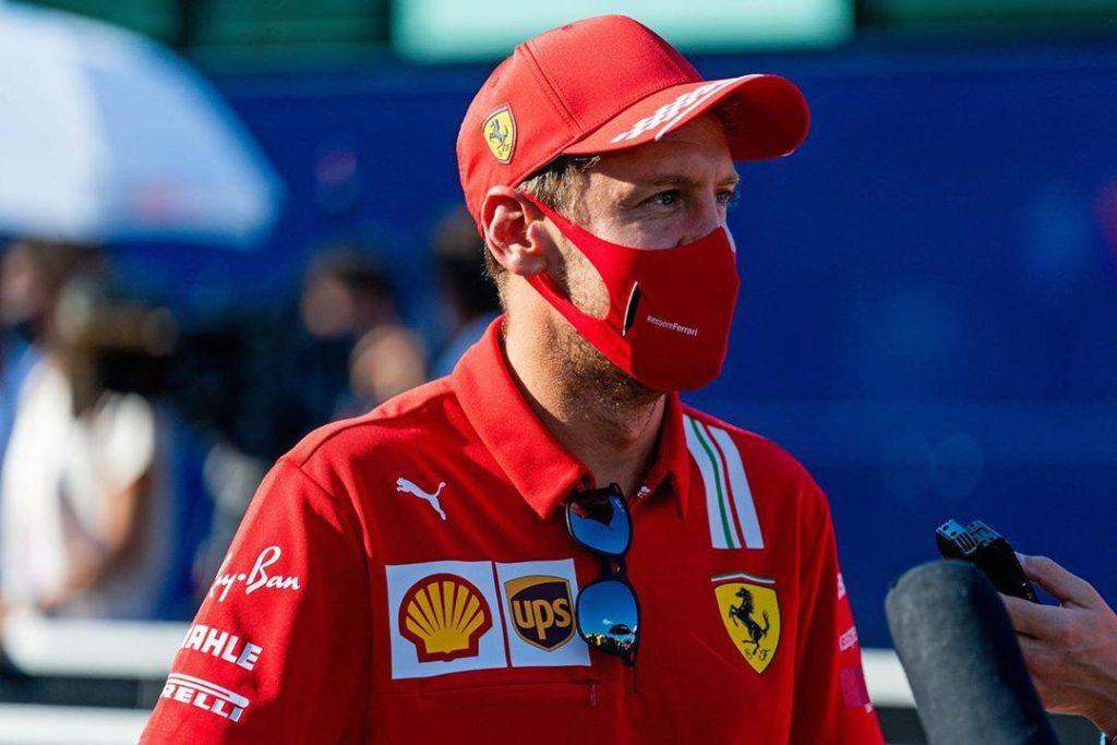 """Ferrari: """"Vettura in costante evoluzione, anche senza elementi visibili..."""""""
