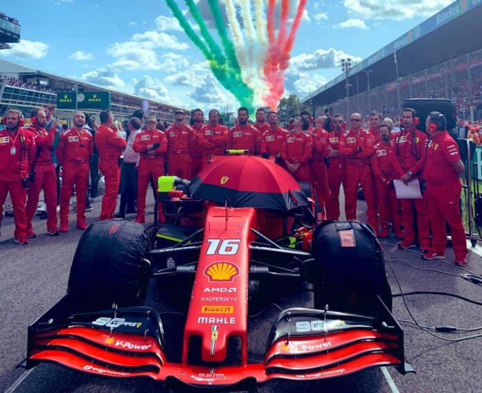 GP Italia 2020-Meteo