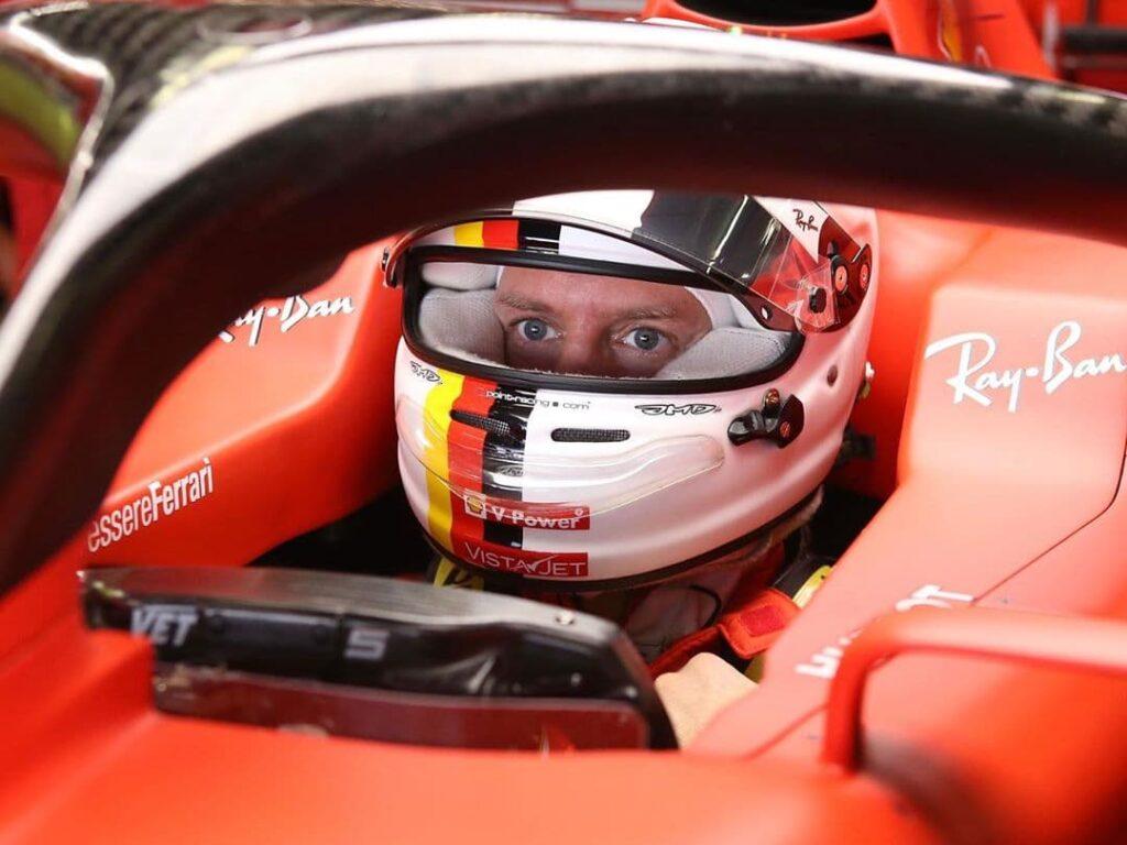 Essere Sebastian Vettel: l'uomo e il pilota