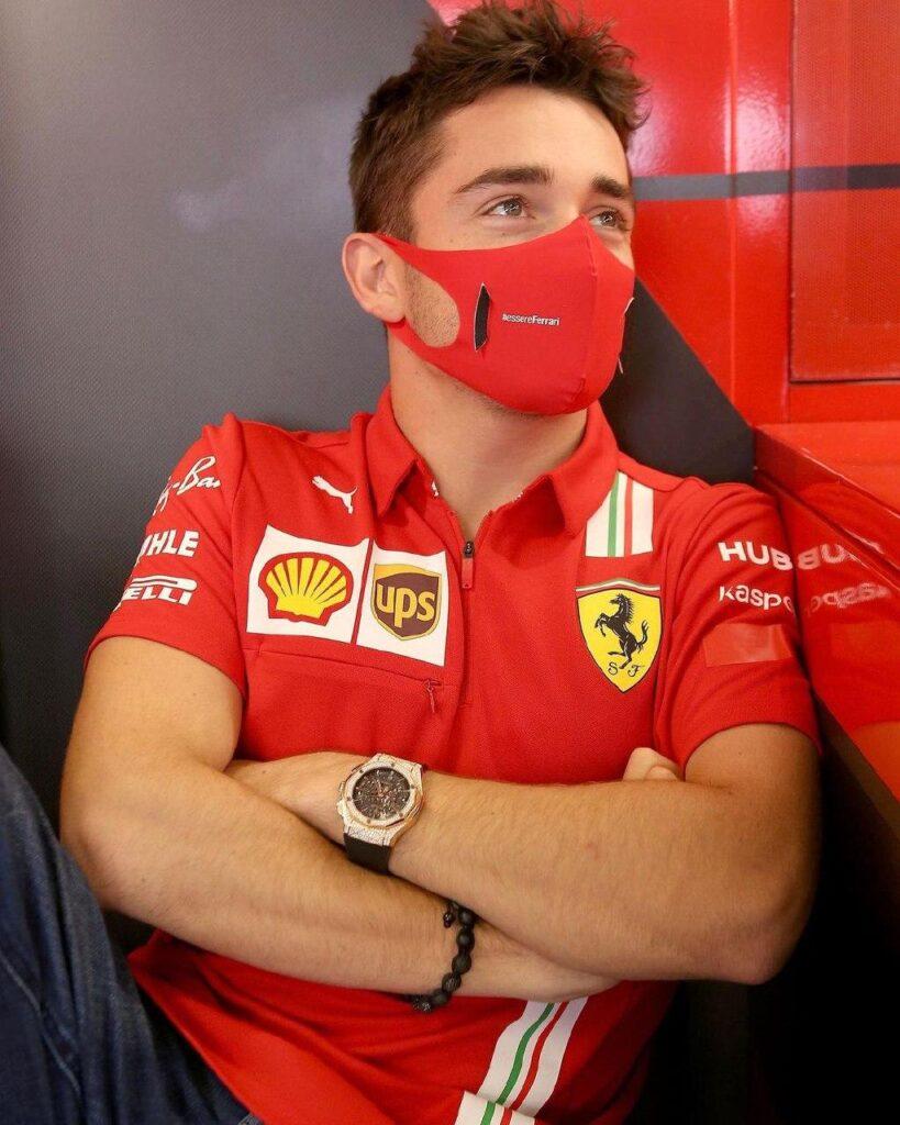 """Leclerc preoccupato per il passo gara: """"Domenica sarà una sorpresa..."""""""