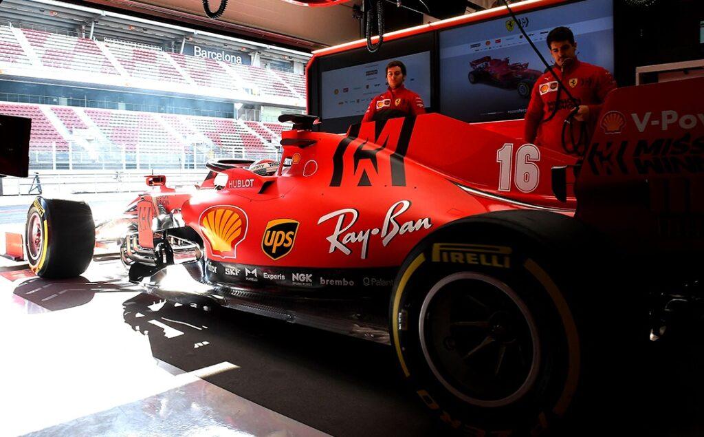 Le brutte prestazioni della Rossa un vantaggio nel 2021: Leclerc ci spera...