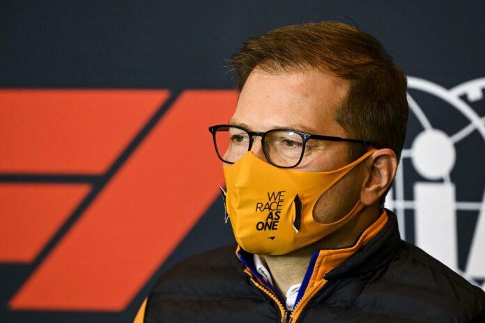 McLaren cambia PU: