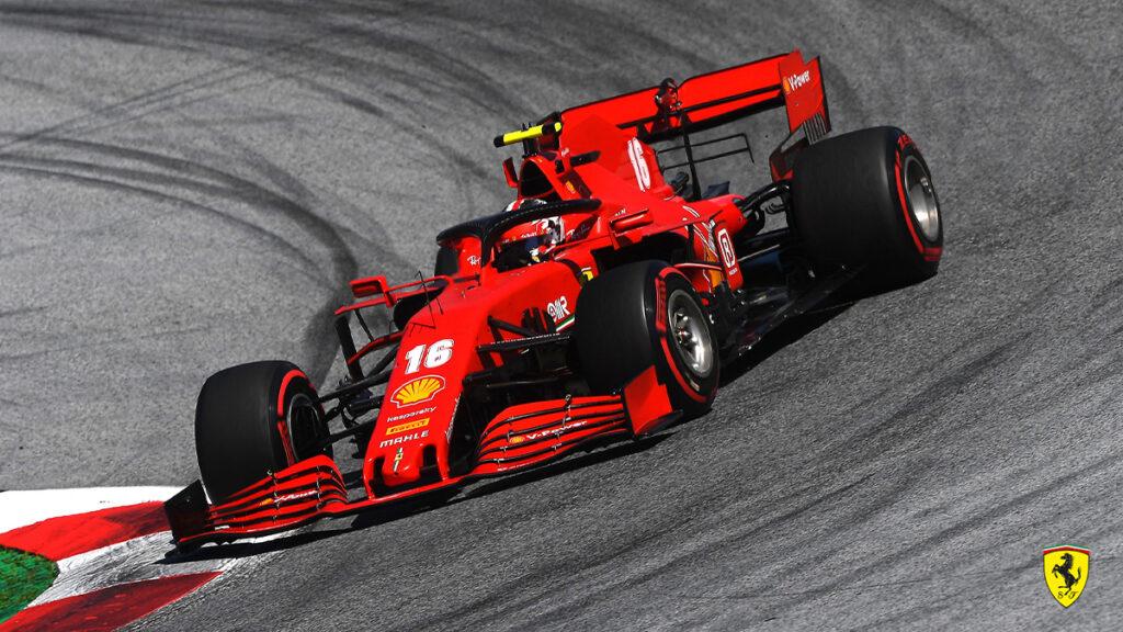 "Leclerc: ""Racing Point? Sarà difficile riprenderli..."""